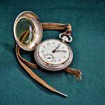 Bild einer Taschenuhr