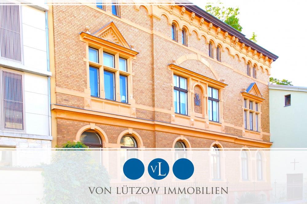 Voll-vermietet – 2 Mehrfamilienhäuser im Ensemble – prunkvoller Altbau im Zentrum von Potsdam, 14469 Potsdam, Mehrfamilienhaus
