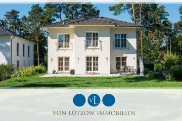 Rarität – wundervolle Villa auf großem, grünem Grundstück – Ruhe, Platz, Luxus 14552 Michendorf / Wilhelmshorst, Einfamilienhaus