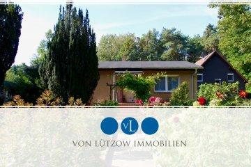 Rarität – traumhaftes Einfamilienhaus zentral in Stahnsdorf gelegen – grün – viel Platz 14532 Stahnsdorf, Einfamilienhaus