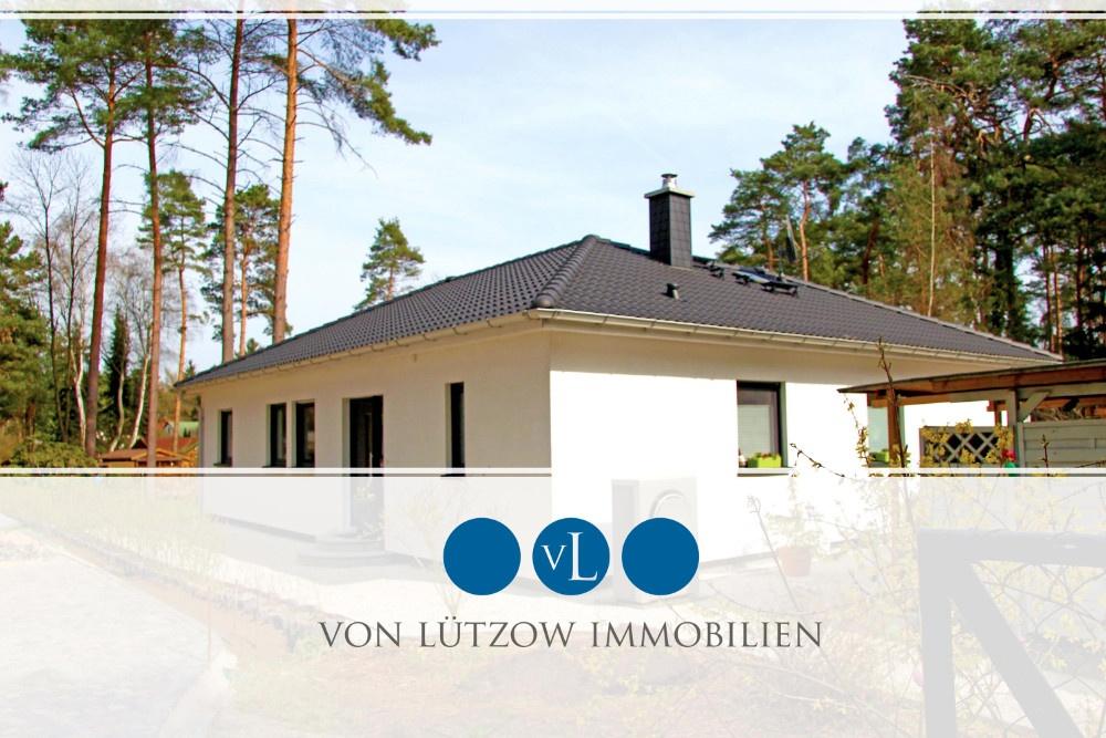 Traumhaftes Einfamilienhaus in Zernsdorf für Ihre Familie – Natur pur – Küche Garten Energiesparend, 15712 Königs Wusterhausen, Einfamilienhaus