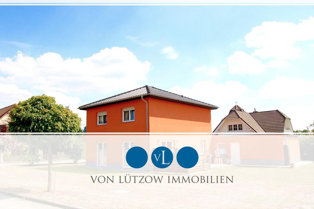 Wunderschönes Einfamilienhaus wie neu – mit Doppelgarage – Kamin – Luftwärme – Küche – Gäste WC, 15859 Storkow (Mark) / Görsdorf bei Storkow, Einfamilienhaus