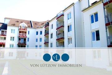 VERKAUFT – Vermietete Eigentumswohnung – 2-Raum-Wohnung, Balkon, Tiefgaragenstellplatz 15711 Königs Wusterhausen, Etagenwohnung