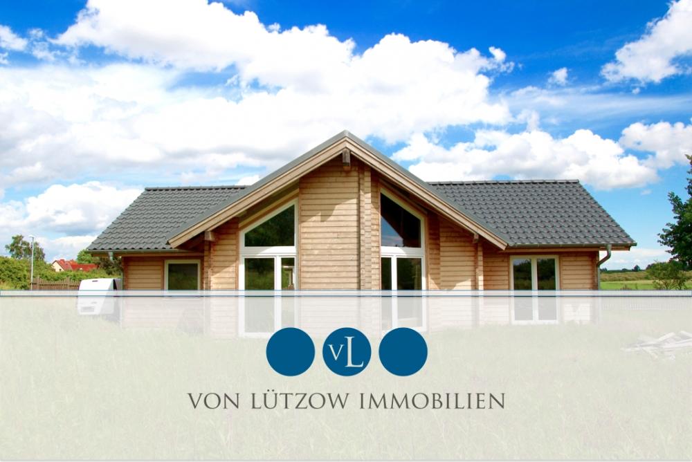 Absolute Rarität – Traumhafter Bungalow Holzhaus und 20.000 qm pure Natur, 14542 Werder, Einfamilienhaus