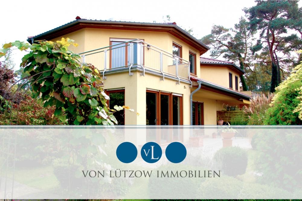 Ein Traum – Wunderbar helles Haus mit Küche, sonniger Terrasse, großem Garten, 14552 Michendorf / Wilhelmshorst, Einfamilienhaus