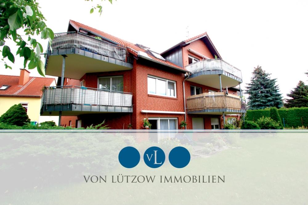 Solide Kapitalanlage – 2 Häuser – 11 Wohneinheiten – voll-vermietet, 14959 Trebbin, Mehrfamilienhaus
