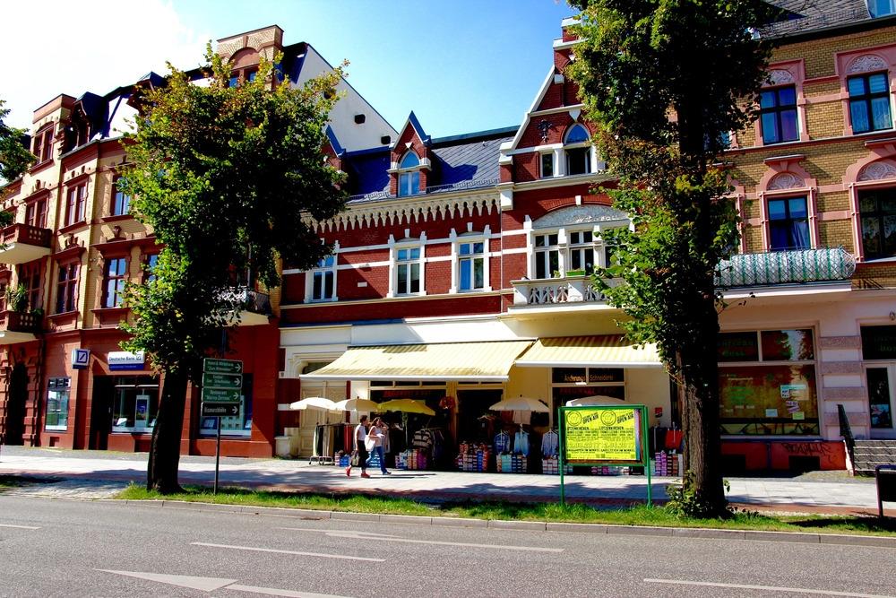 Mehrfamilienhaus in Werder (Havel), 637 m²