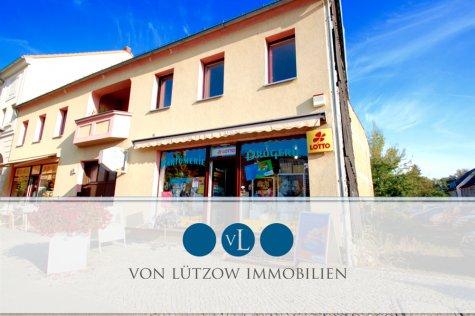 Büro l Ladenlokal l Shop l Boutique – Sonnenseite direkt am Zossener Marktplatz – Bestlage 108 qm, 15806 Zossen, Bürofläche