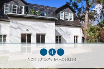 Steueroase Zossen – Exklusive Büroräume für Praxis oder Ähnlichem – 4 Zimmer l neue Küche l Terrasse, 15806 Zossen, Bürofläche