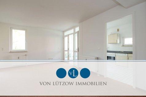 Sofort bezugsfrei – Helle 2-Raum-Wohnung mit Blick auf See – Erdgeschoss, Küche, Balkon, Stellplatz, 14480 Potsdam / Drewitz, Erdgeschosswohnung