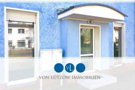 Steueroase Zossen – Exklusive Büroräume mit umfangreichem Servicepaket – 2 Zi + Schaufenster, Küche, 15806 Zossen, Bürofläche