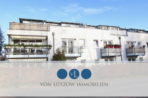 Attraktive Etagenwohnung in Top Lage I 2 Zimmer I 50qm I sonniger Balkon I Stellplatz, 14476 Potsdam / Groß Glienicke, Etagenwohnung